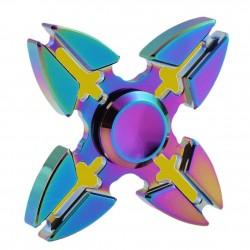 Fidget spinner czteroramienny Krab