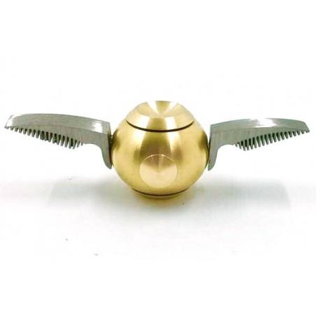 Fidget Spinner Złoty Znicz - Harry Potter