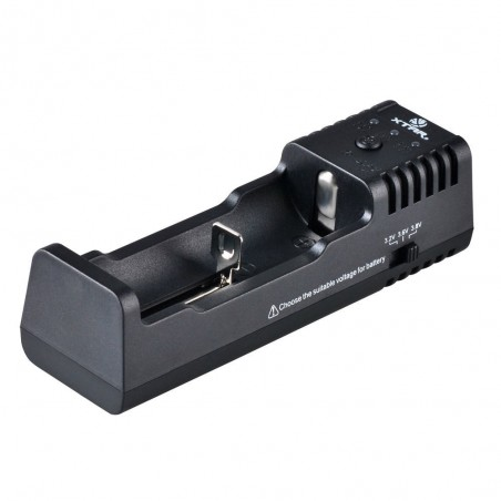 Ładowarka do akumulatorów li-ion 18650 Xtar SP1
