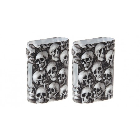 SILICONE CASE Pico25 - Skull Grey