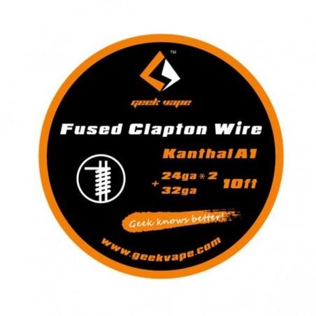 GEEKVAPE Fused Clapton 24ga *2+32