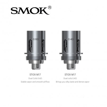 Smok Stick M17 kit 1300mah