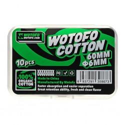 Bawełna Wotofo Profile RDA 1op. 10 sztuk