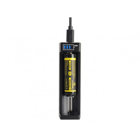 Ładowarka do akumulatorów Li-ion 18650 Xtar MC1 Plus